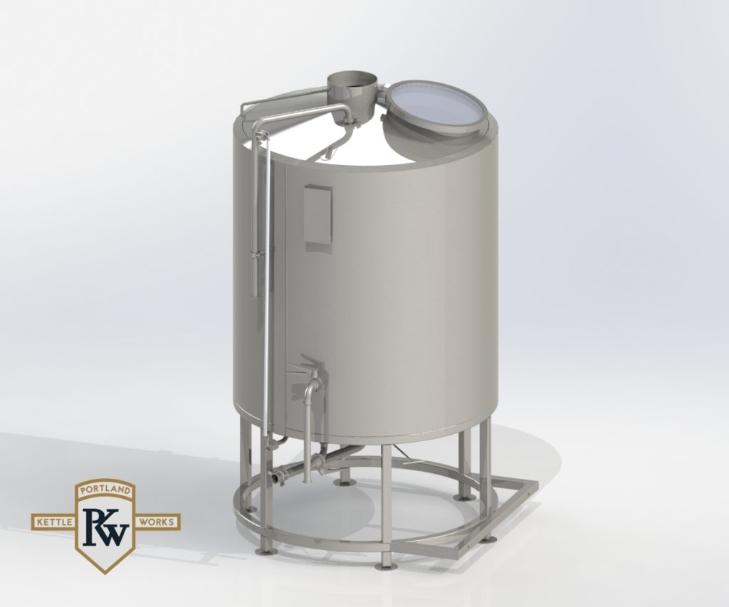 PKW Brew Kettle 3D
