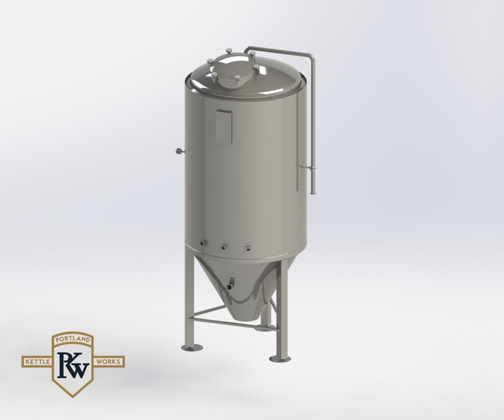 PKW Fermenter 3D