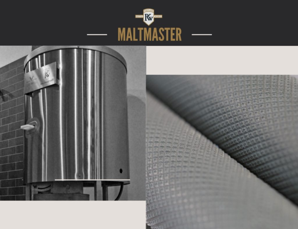 PKW MaltMaster Grain Mill & Handling System Cover
