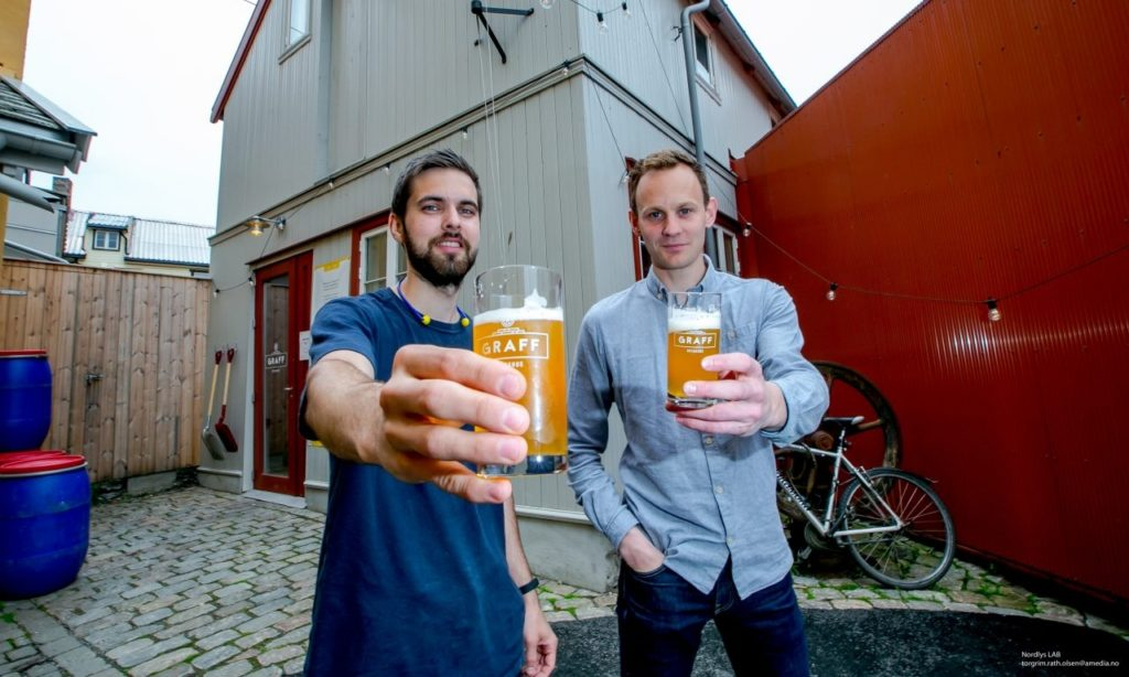 Graff Brewery's Brewer & CEO