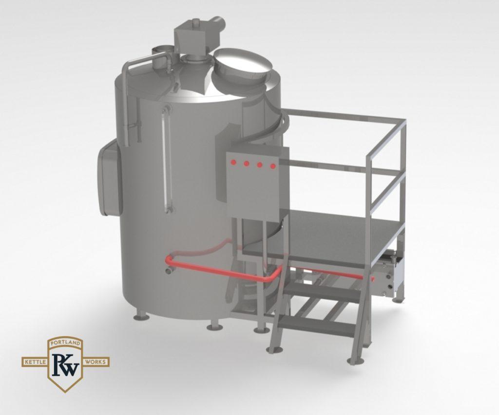 PKW Kombucha Brewery 3D