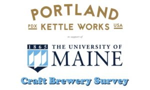 University of Maine Craft Brewery Survey