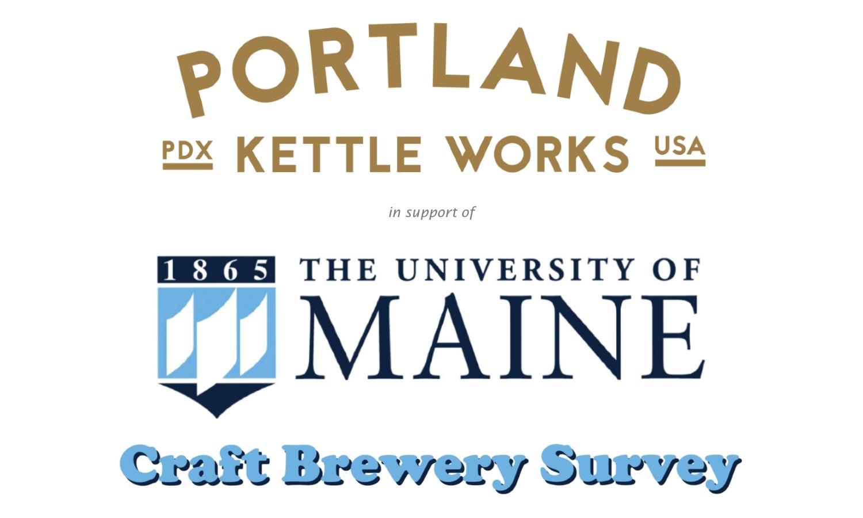 University of Maine Craft Brewery Survey