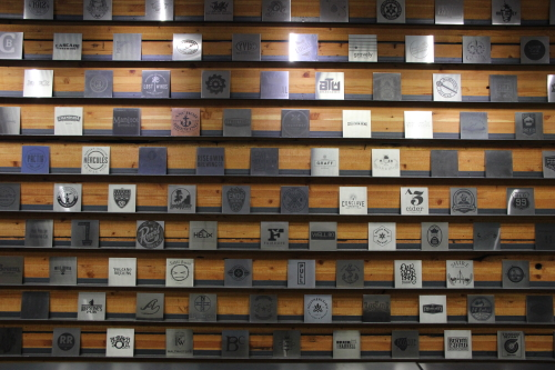 Portland Kettle Works Craft Brewer Wall of Fame