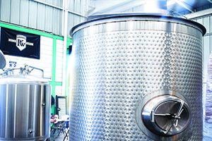 Variable Capacity Wine Fermenters