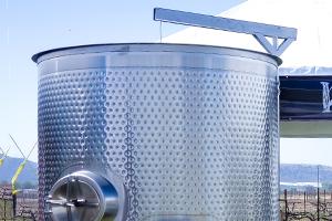 Open-Top Wine Fermenters