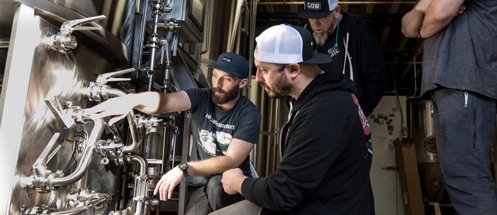 Hop Master Brewhouses Hero