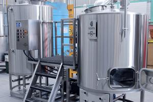 BoochMaster KB-600 High Capacity Kombucha Brewhouse