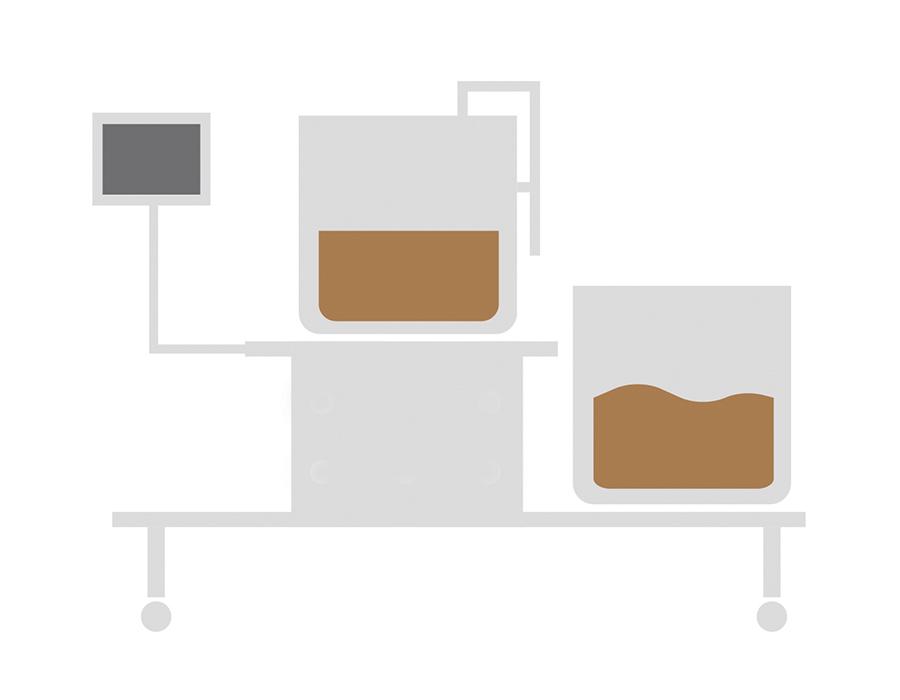 Expandable Compact Kombucha Brewhouse