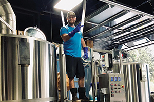 Learn how to brew at EntreBREWneur Academy